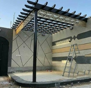 حداد مظلات وسواتر الرياض