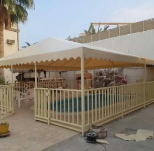عمل مظلات مسابح الرياض