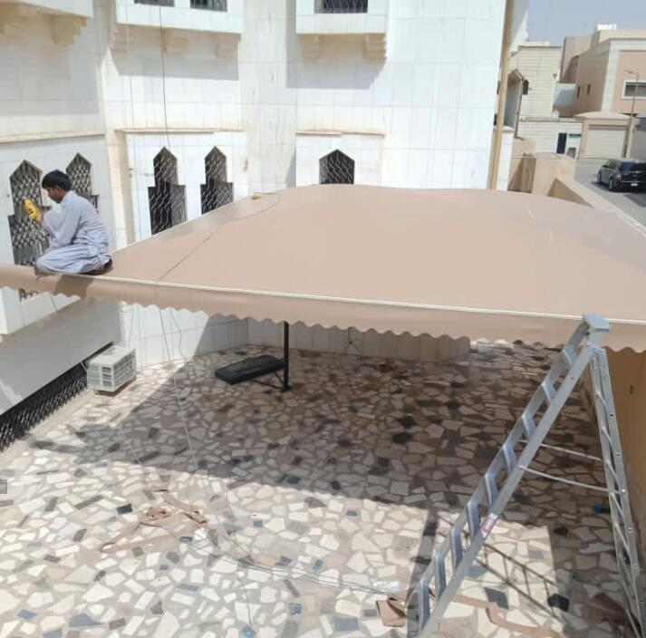 تصميم وتركيب جميع انواع المظلات بأحدث أشكال 2020 بالرياض