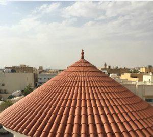 تركيب القرميد للاسطح لعزل المباني والبيوت بالرياض