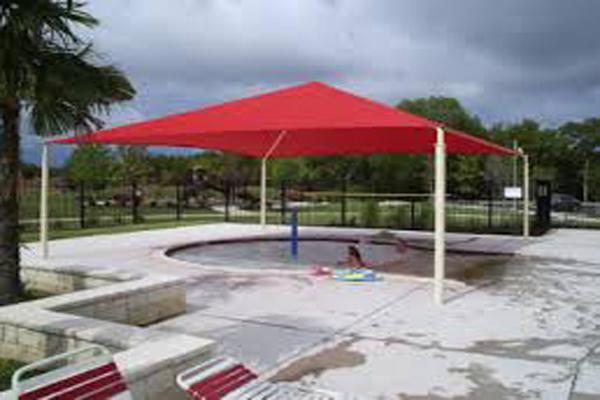تركيب اشرعة مظلات تغطية مسابح بجميع انواعها.