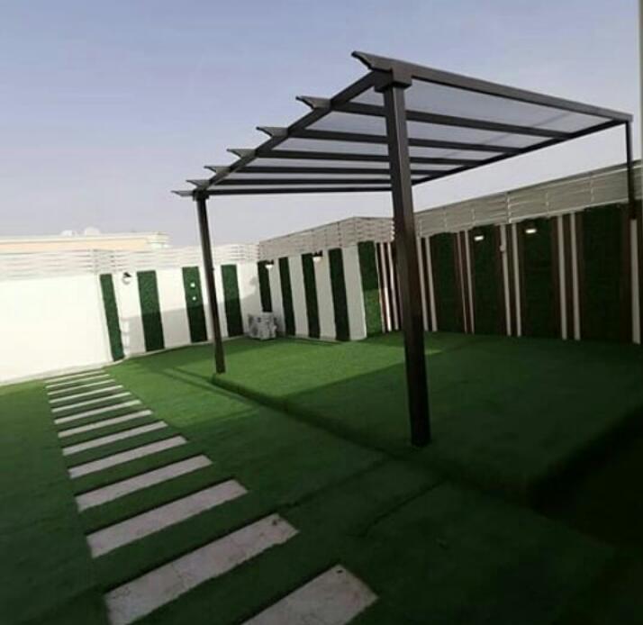 تركيب مظلات أسطح في الرياض بمواصفات ممتازة وبأشكال جديدة