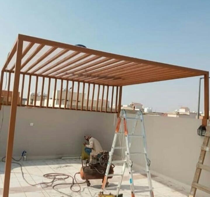 تركيب مظلات أسطح في الرياض تغطية سطح المنزل بأشكال جديدة
