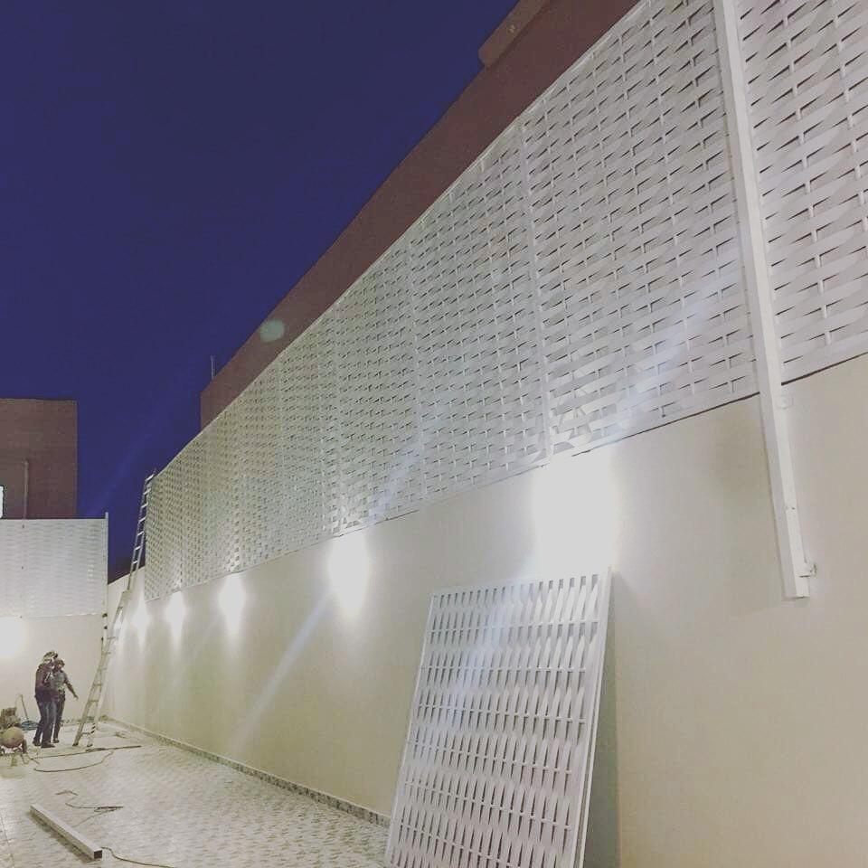 سواتر جدران