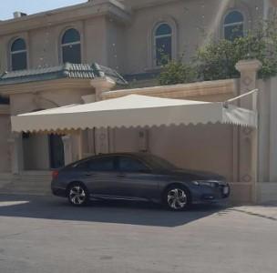 أرخص أسعار مظلات السيارات الرياض  السعودية