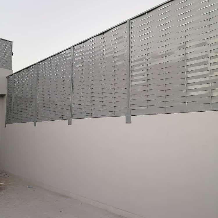 تركيب سواتر احواش للمنازل شمال الرياض
