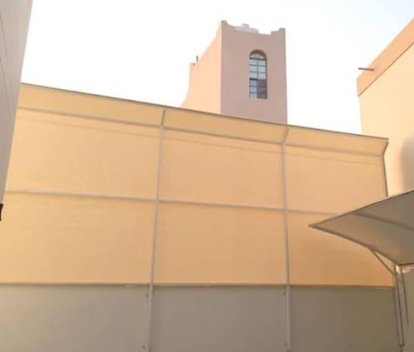 تركيب سواتر لأحواش وأسوار المنازل في الرياض