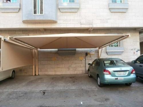 تركيب مظلات سيارات حي الفاخرية وحي الملز الرياض