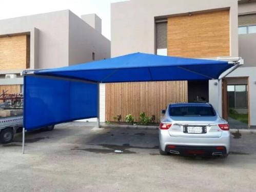مظلات حي النخيل الرياض تركيب مظلات حي الربيع